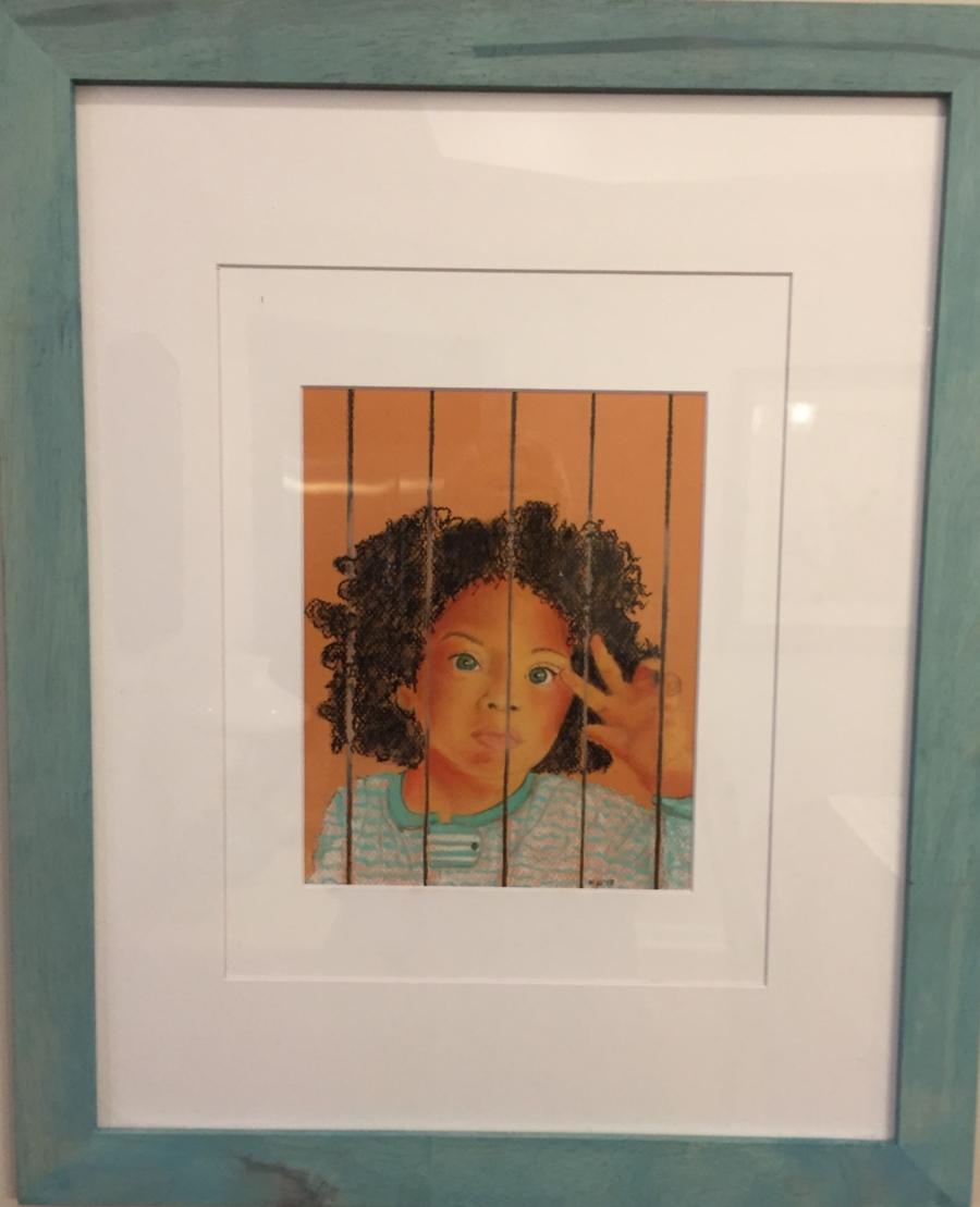 Madre framed